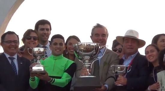 """[VIDEO] """"YA PRIMO"""" EL GRAN GANADOR DEL DERBY 2019"""