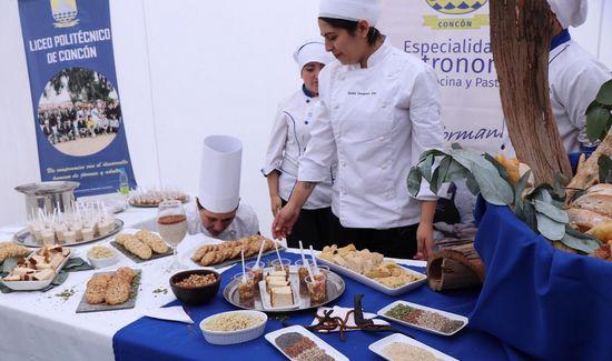 DIA DE LA COCINA CHILENA 2019: Alcalde de Concón anunció la creación del Primer Museo Gastronómico de Chile