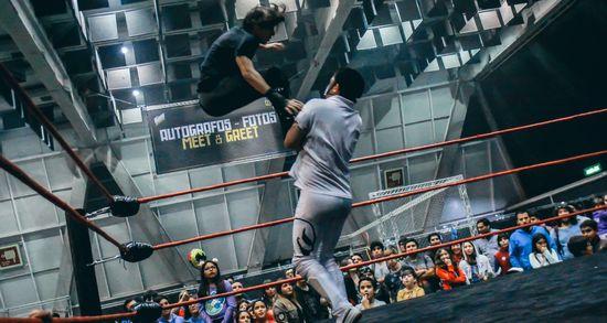 Fanáticos de la Lucha Libre  tendrán su espacio en Comic Con 2019