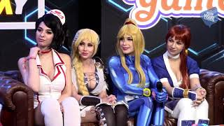 FESTIGAME 2019 CHILE | Cosplay Music Video