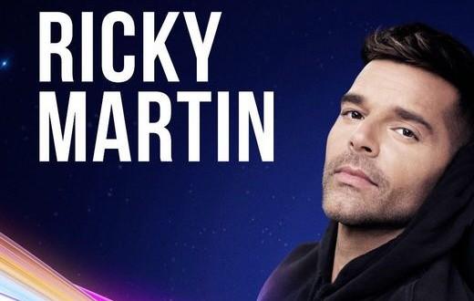 RICKY MARTIN ES EL NUEVO ARTISTA CONFIRMADO  PARA VIÑA 2020