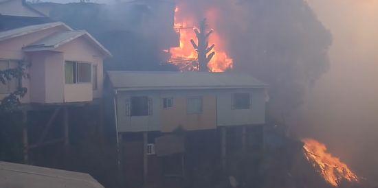 IPS ChileAtiende se despliega en terreno para ir en ayuda de damnificados de Valparaíso
