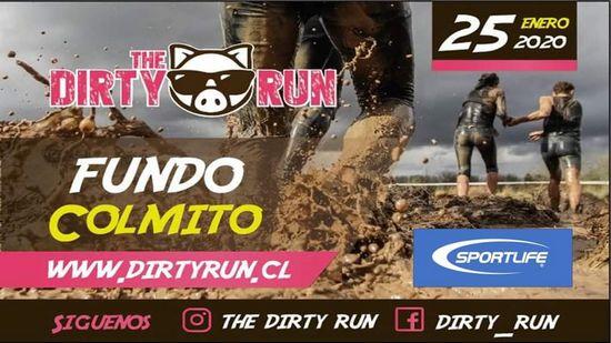 THE DIRTY RUN 25 DE ENERO 2020