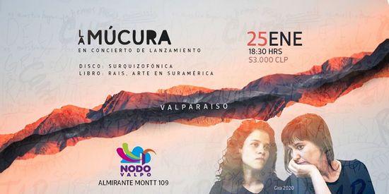 Dúo instrumentista de Colombia se presenta hoy en centro cultural Nodo Valpo