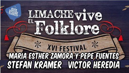 [VIDEOS] LIMACHE VIVE EL FOLKLORE 2020 | JORNADA 14 DE FEBRERO
