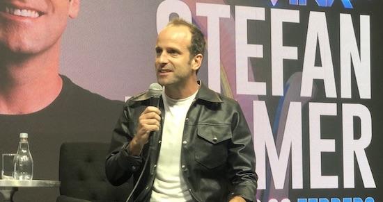 "[VIDEO] STEFAN KRAMER EN VIÑA 2020: ""Será una rutina única"""