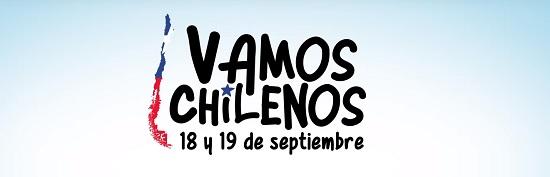 PROGRAMACIÓN CAMPAÑA VAMOS CHILENOS: ASÍ SERÁN LAS 13 HORAS DE TRANSMISIÓN