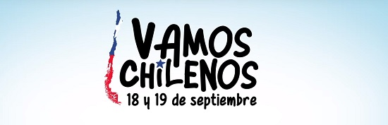 CAMPAÑA VAMOS CHILENOS: SE SUMAN 2 HORAS AL PROGRAMA DE TELEVISIÓN